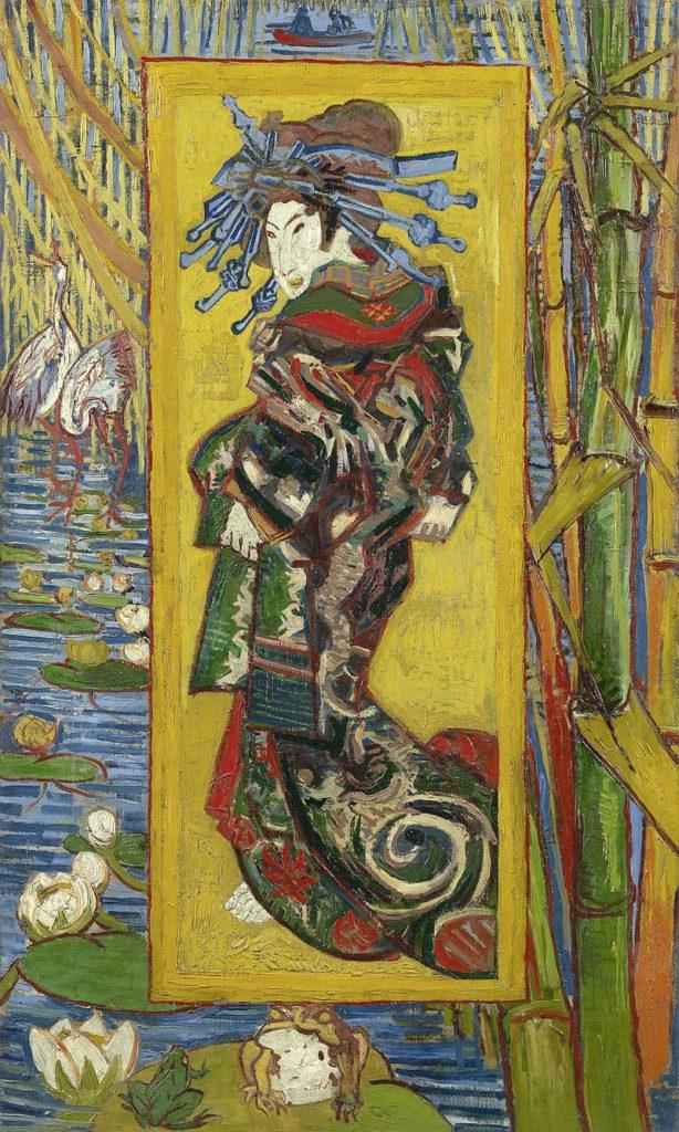 Paris Ilustré. Le Japón Van Gogh, 1887