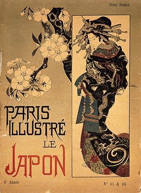 Paris Ilustré. Le Japón