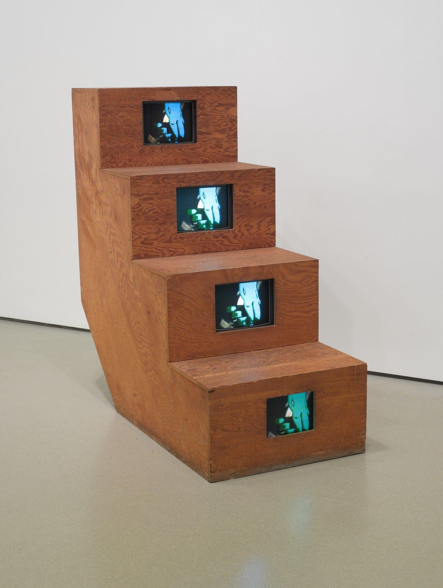 Digital Art - Nude Descending a Staircase