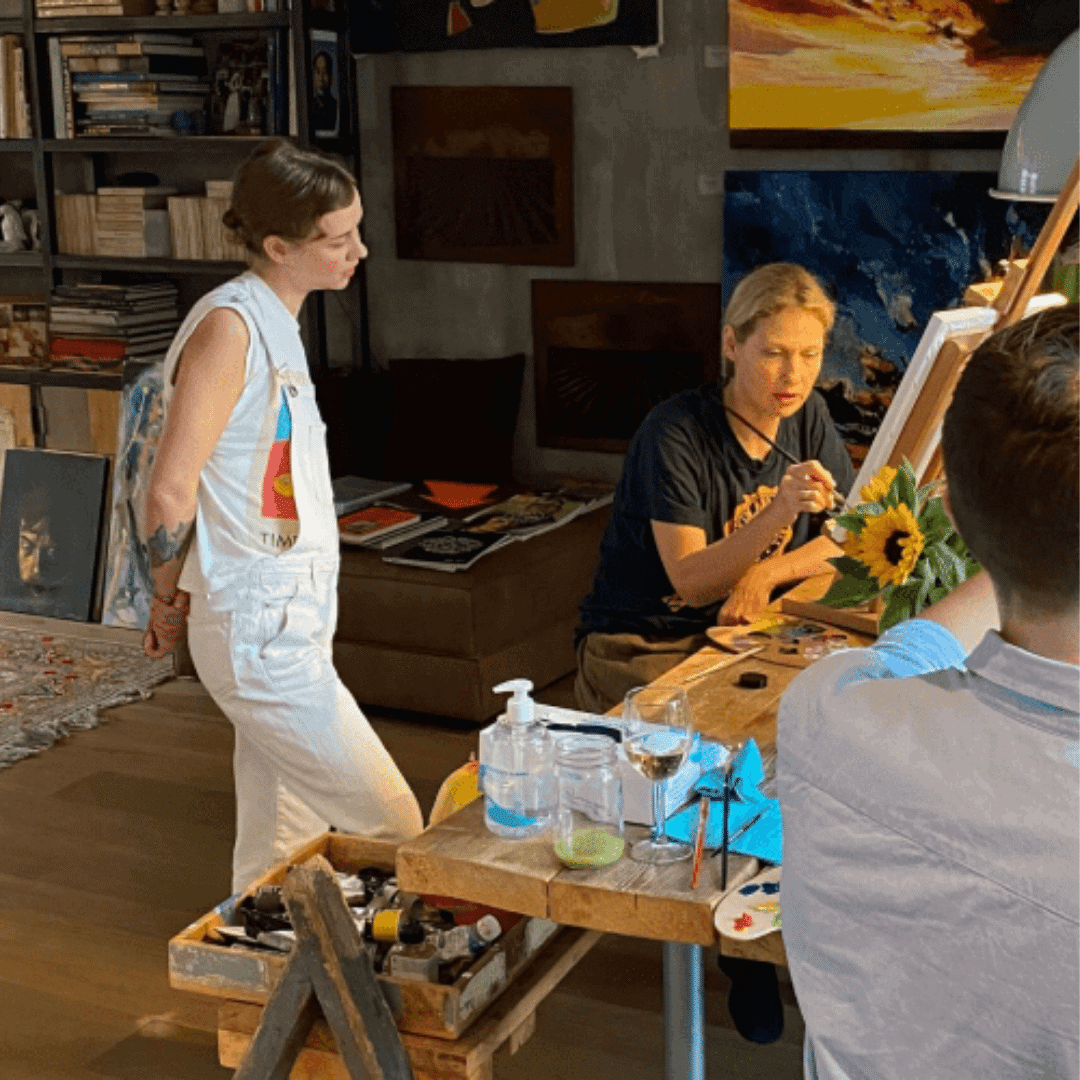 Art course for Beginners