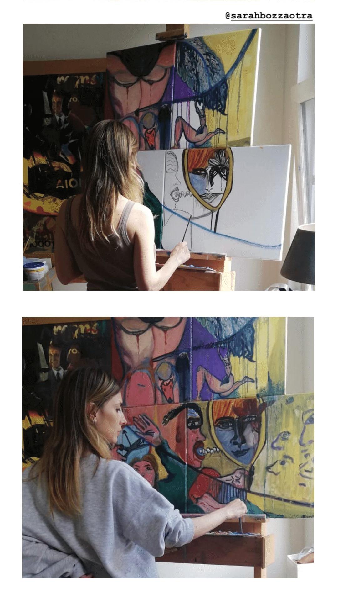 Sarah Bozzaotra Final work